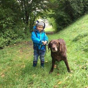 Hundetrainer Lilienfeld Hund & Kind